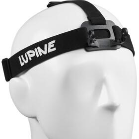 Lupine Piko/Piko R Stirnband schwarz